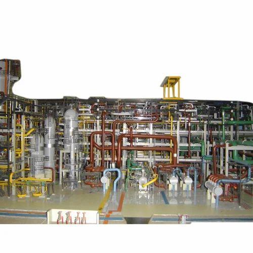 Industrial 3D Pipe Design Model in Malad West, Mumbai