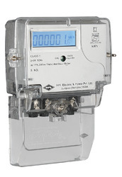Hpl Single Phase Counter Type 10-60a Energy Meter