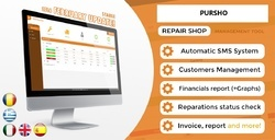 Repair Shop Management System
