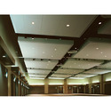 Q235 Or Q345 Low Carbon Steel Office False Ceiling Work Services