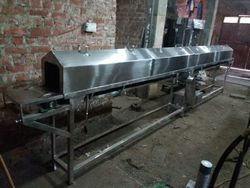 Stainless Steel Exhaust Box