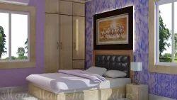 Master Bed Room Interior Service