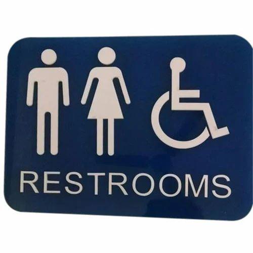 restroom signs. Unique Restroom Restroom Signs Board Inside