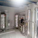 Fully Automatic Drinking Water Treatment Plant