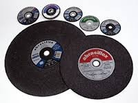 Abrasives 4 to 14 Abrasive Wheel