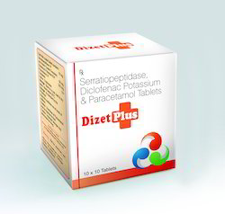 Dizet Plus Tablets