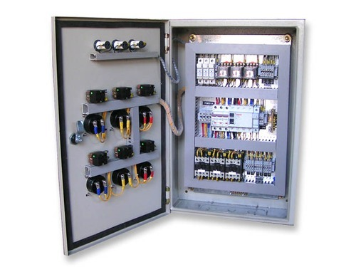 Navrang Engineering DOL Starter Control Panel, 415, 0.5 Kw To 25 Kw