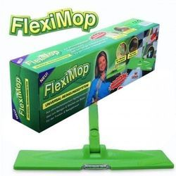 Flexible Microfibre Mop Cleaner And Floor Duster