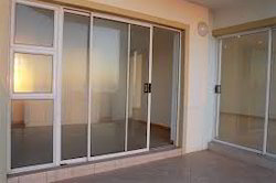 Aluminium Siding Door