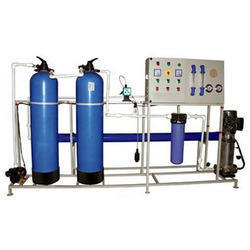 Industrial RO UV Water Treatment Plant