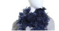 Feather Yarn Scarves