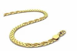 Men Edmund Gold Chain