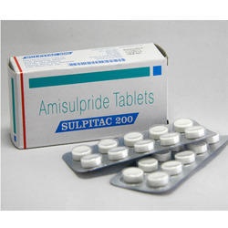 Amisulpride Tablet, for Clinical