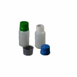 Pharma Plastic Molded Bottle