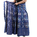 Indian Wrap Skirt