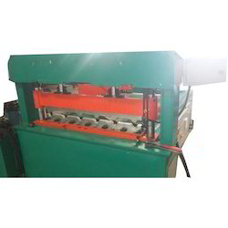 Crimp Curving Machine
