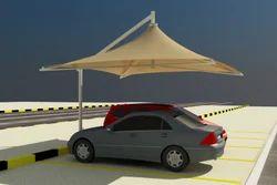 Covered Parking Sheds