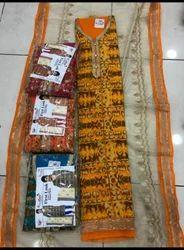 Cotton Punjabi Dress