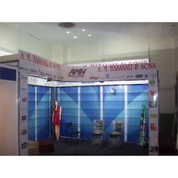 Exhibition Stall Designing and Fabrication Service in Pan India