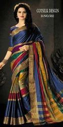 Cot Silk Sarees