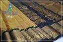 Gadwal Silk Saree, Construction Type: Hand