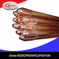 Gmax RDSO/PE/SPEC/PS/0109 Earthing Electrodes