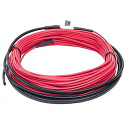 Red Floor Heating Cable