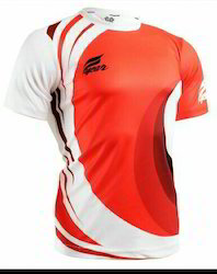 Sublimation Sports T Shirts