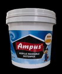 Acrylic Washable Distemper Budegeted Range