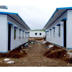Designer Prefabricated Labour Camp