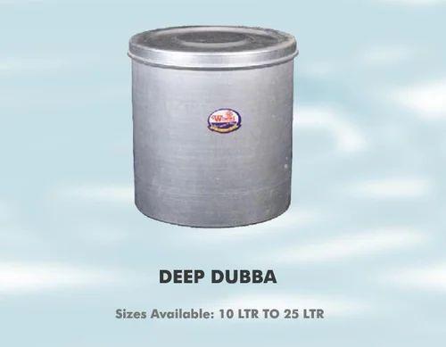 Aluminum Kitchen Product Aluminium Deep Dabba