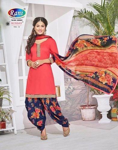 8b88a9523 Patiala Salwar Kameez at Rs 395  piece(s)