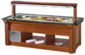 Buffet Display Counter