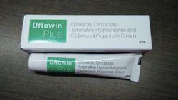 Ofloxacin Clobetasol Ointment