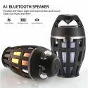 LED Flame Speaker Torch Atmosphere Bluetooth Speaker
