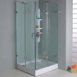 Jaquar Bathroom Partitions glass shower enclosure - suppliers & manufacturers in india