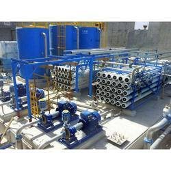 Mineral Water Plant Services