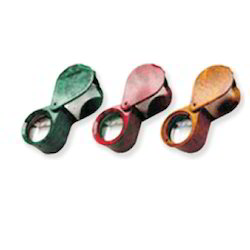 Eye Loupes - Round with Stylish Colors idled