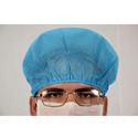 Manglam Or Oem On Large Quantities Blue Disposable Surgeon Cap