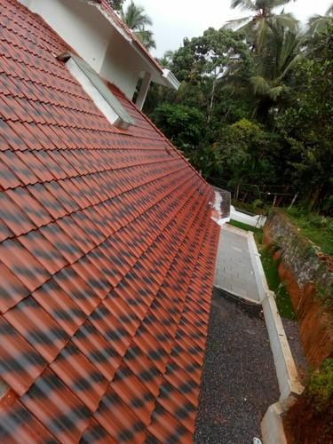 Clay Roof Tile Kpg Clay Roof Tile Wholesale Trader From