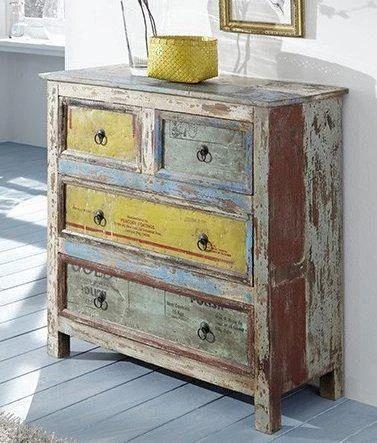 Rustic Drawer Chest Rustic Furniture House Of Furniture Jodhpur