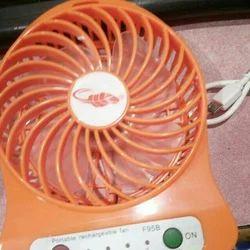 Plastic USB Table Fan