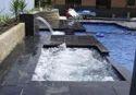 Black Limestone Pool Coping