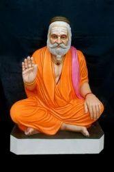 Guru Maharaj marble statue