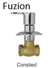 Fuzion Concealed Bathroom Accessories