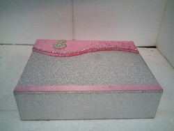 Fancy Lehenga Packing Box