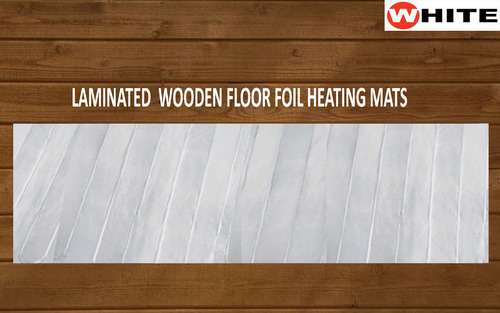Laminated Under Timber Floor Heating Mats The Wipe Hotwire India