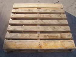Export Wooden Pallets in Chennai, Tamil Nadu | Get Latest ...