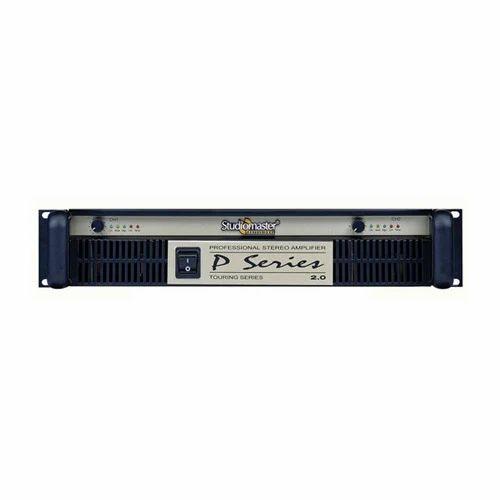 Studiomaster Pa 2 0 Amplifier