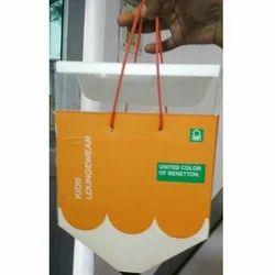 PVC Box Packaging Bags